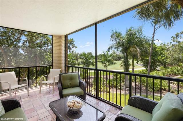 6760 Pelican Bay Blvd #323, Naples, FL 34108 (#220058107) :: The Dellatorè Real Estate Group