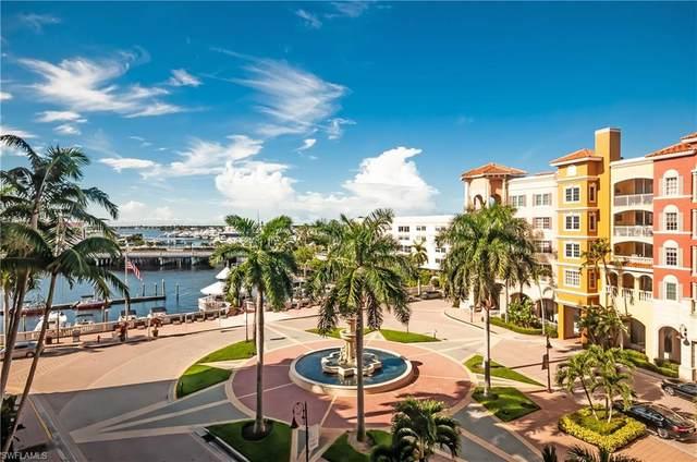 451 Bayfront Pl #5403, Naples, FL 34102 (MLS #220058112) :: NextHome Advisors