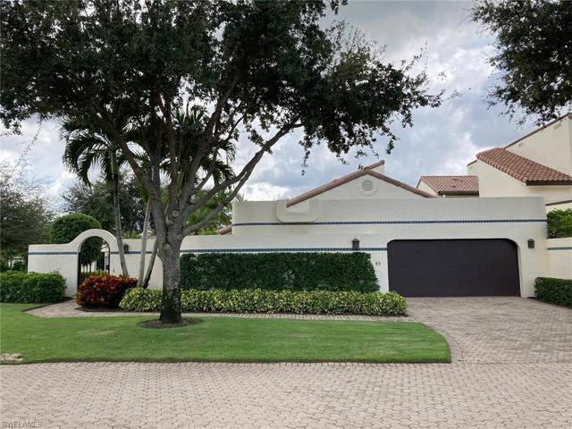 45 Las Brisas Way #46, Naples, FL 34108 (#220058129) :: The Dellatorè Real Estate Group