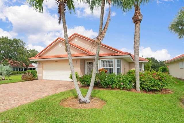3588 Corinthian Way, Naples, FL 34105 (MLS #220058141) :: Palm Paradise Real Estate