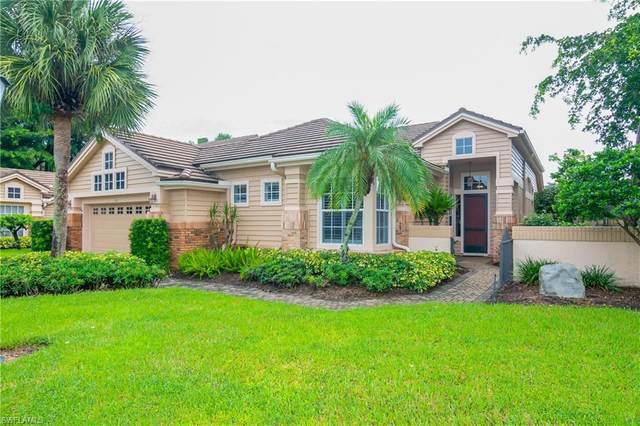 761 Glendevon Dr, Naples, FL 34105 (#220058144) :: The Dellatorè Real Estate Group