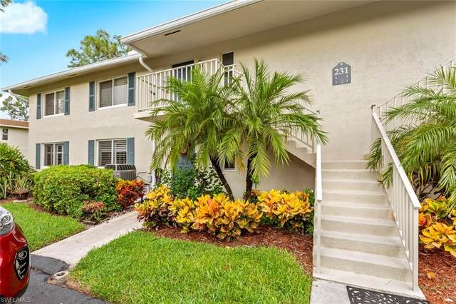 231 Albi Rd #4, Naples, FL 34112 (MLS #220058198) :: RE/MAX Realty Group