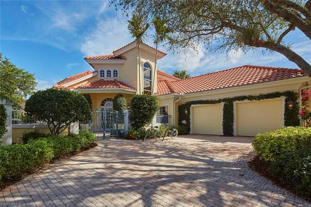 7107 Verde Way, Naples, FL 34108 (MLS #220058224) :: Palm Paradise Real Estate