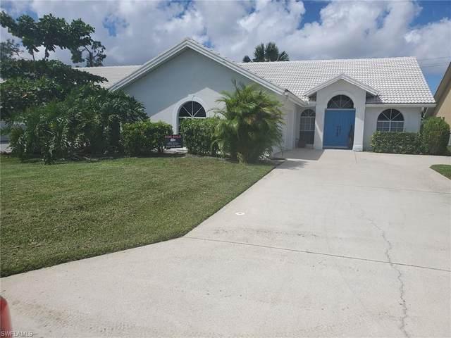 816 Belville Blvd, Naples, FL 34104 (MLS #220058305) :: Florida Homestar Team