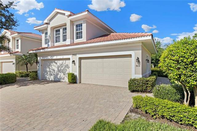 7845 Hawthorne Dr #904, Naples, FL 34113 (MLS #220058309) :: RE/MAX Realty Group