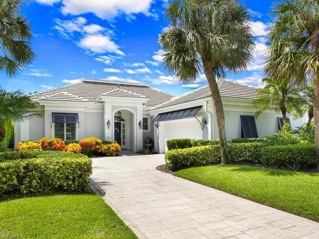 752 Ashburton Dr, Naples, FL 34110 (#220058313) :: Equity Realty