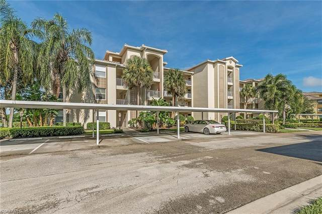 9500 Highland Woods Blvd #203, Bonita Springs, FL 34135 (MLS #220058343) :: Florida Homestar Team