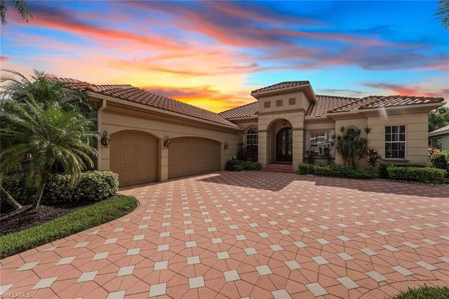 9561 Monteverdi Way, Fort Myers, FL 33912 (MLS #220058353) :: Eric Grainger | Engel & Volkers