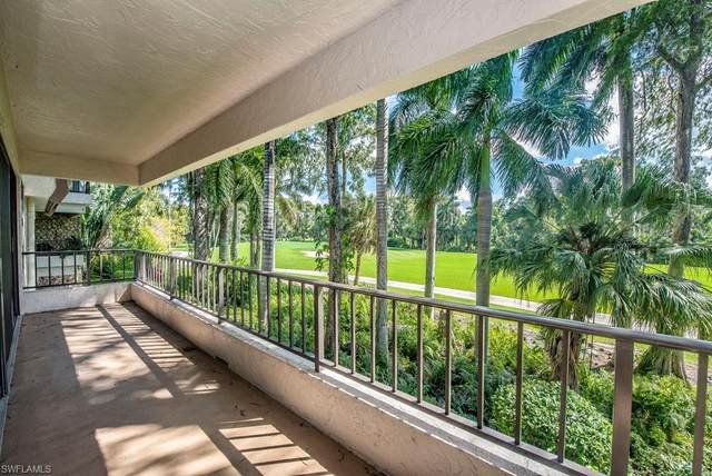 103 Wilderness Dr #204, Naples, FL 34105 (MLS #220058429) :: NextHome Advisors