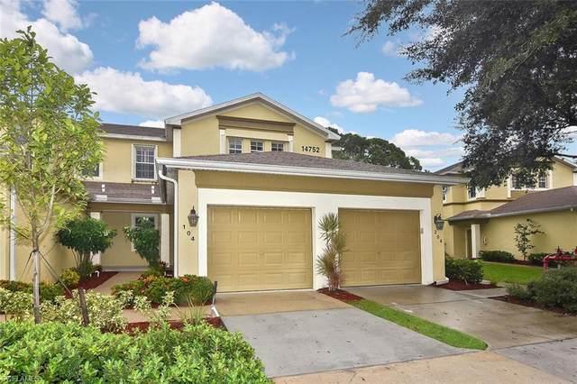 14752 Calusa Palms Dr #104, Fort Myers, FL 33919 (#220058450) :: Caine Premier Properties