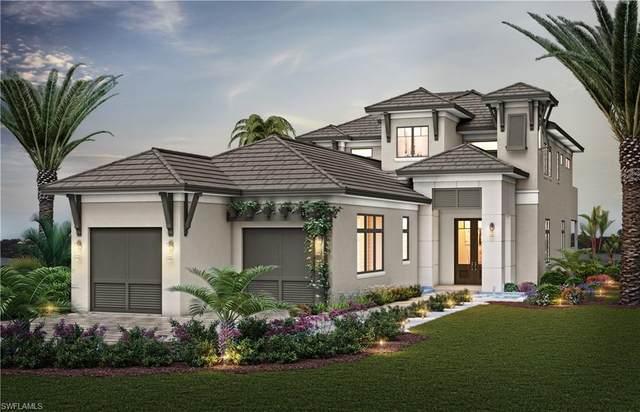 16635 Isola Bella Ln Ln W, Naples, FL 34110 (MLS #220058617) :: Domain Realty