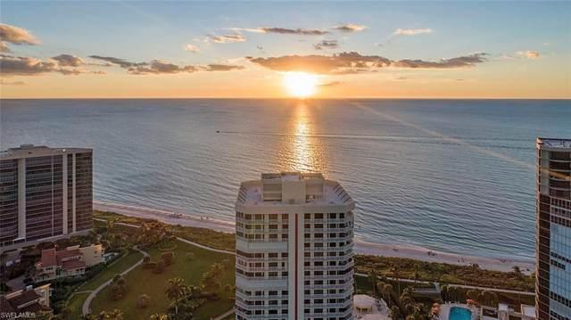 4901 Gulf Shore Blvd N Ph-2, Naples, FL 34103 (#220058632) :: Caine Luxury Team