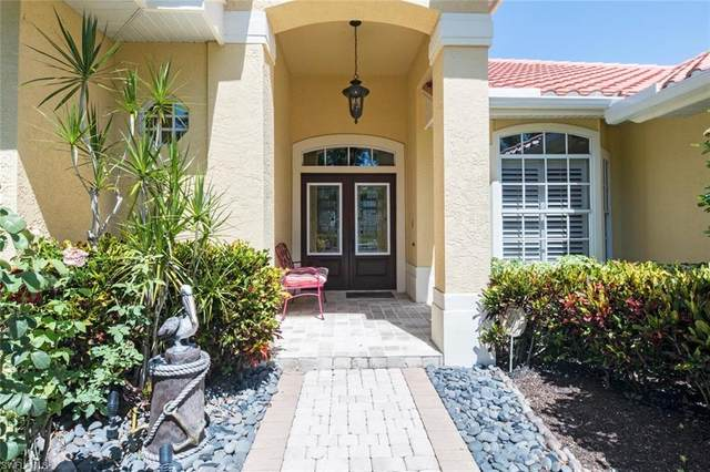 5186 Kensington High St, Naples, FL 34105 (MLS #220058634) :: Palm Paradise Real Estate