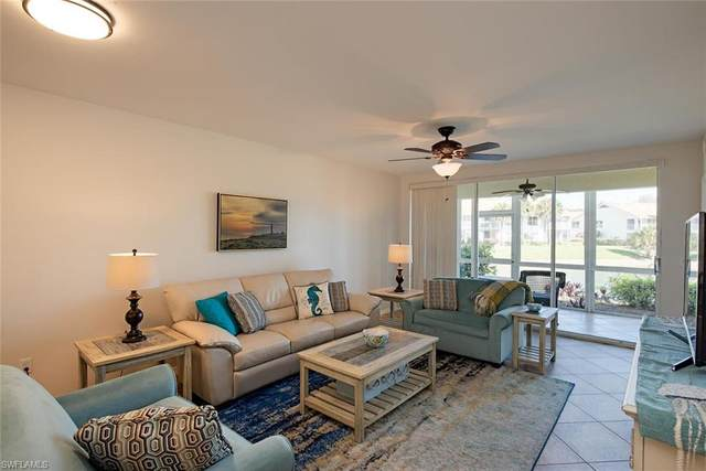 4960 Deerfield Way E-103, Naples, FL 34110 (MLS #220058645) :: Dalton Wade Real Estate Group