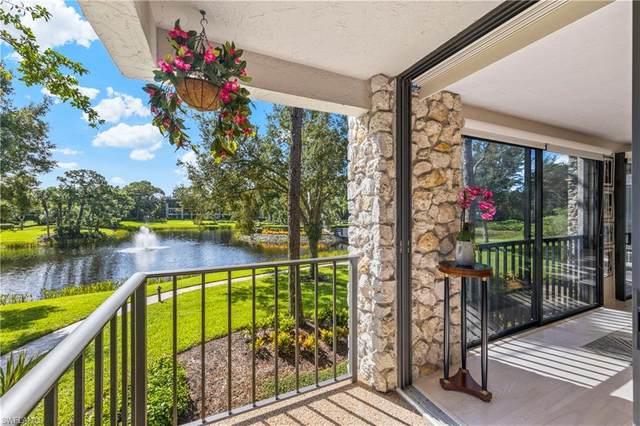 5964 Pelican Bay Blvd #425, Naples, FL 34108 (#220058749) :: The Dellatorè Real Estate Group
