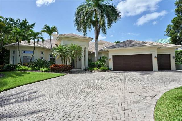 460 2nd Ave N, Naples, FL 34102 (MLS #220058780) :: RE/MAX Realty Group