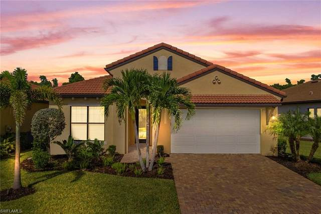 1405 Redona Way, Naples, FL 34113 (MLS #220058810) :: NextHome Advisors