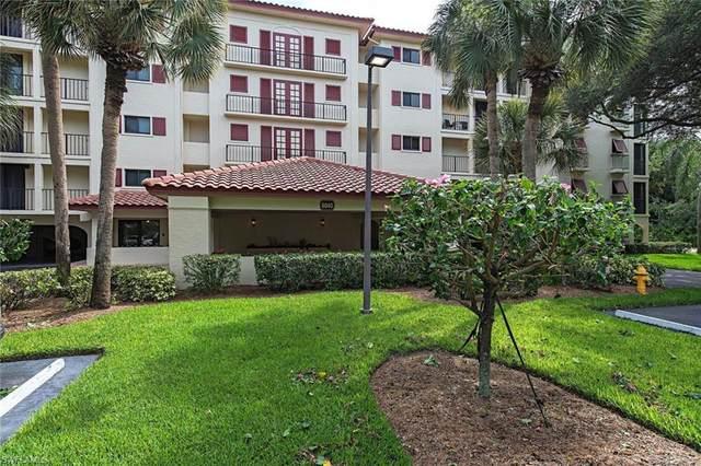 6040 Pelican Bay Blvd D-105, Naples, FL 34108 (MLS #220058874) :: RE/MAX Realty Group