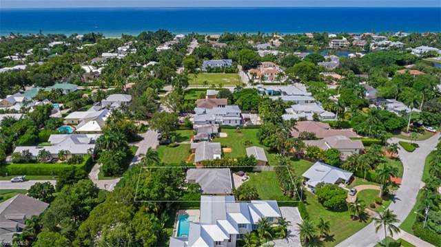 401 4th Ave N, Naples, FL 34102 (MLS #220058878) :: NextHome Advisors