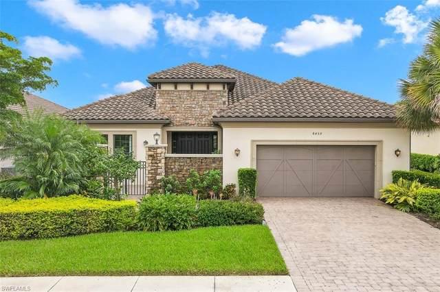 8450 Palacio Ter W, Naples, FL 34114 (#220058933) :: The Dellatorè Real Estate Group