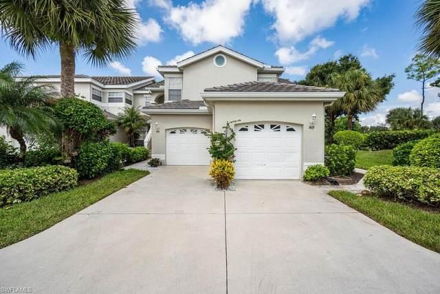 13131 Castle Harbour Dr M10, Naples, FL 34110 (#220058948) :: Caine Premier Properties