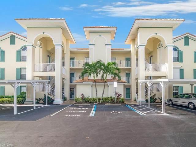 470 Bermuda Cove Way 2-102, Naples, FL 34110 (#220058957) :: Equity Realty