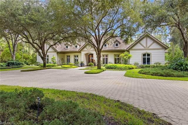 5386 Sycamore Dr, Naples, FL 34119 (MLS #220059087) :: Palm Paradise Real Estate