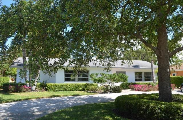 1287 Wisconsin Dr, Naples, FL 34103 (#220059110) :: Equity Realty