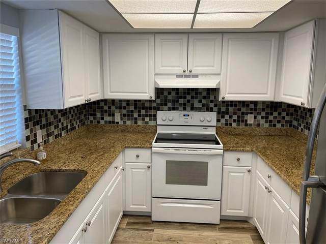 5499 Rattlesnake Hammock Rd 202A, Naples, FL 34113 (MLS #220059138) :: Clausen Properties, Inc.