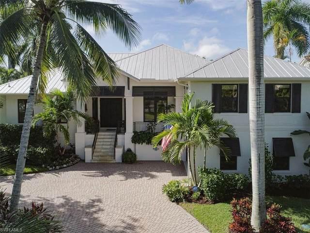 656 17th Ave S, Naples, FL 34102 (MLS #220059260) :: Florida Homestar Team