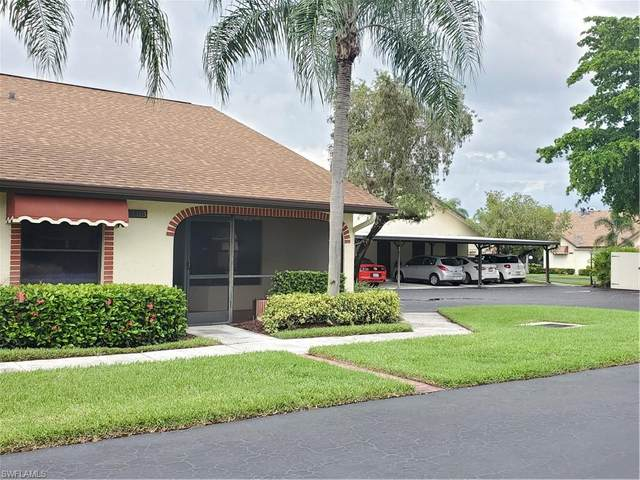 3305 Erick Lake Dr #703, Naples, FL 34109 (#220059283) :: Southwest Florida R.E. Group Inc