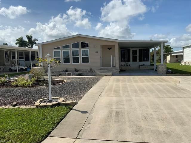 250 Pine Key Ln #206, Naples, FL 34114 (MLS #220059299) :: NextHome Advisors