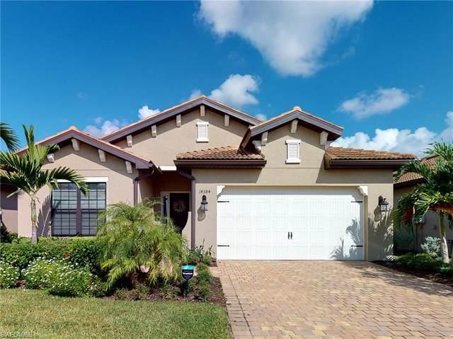 14384 Tuscany Pointe Cv, Naples, FL 34120 (MLS #220059304) :: RE/MAX Realty Group