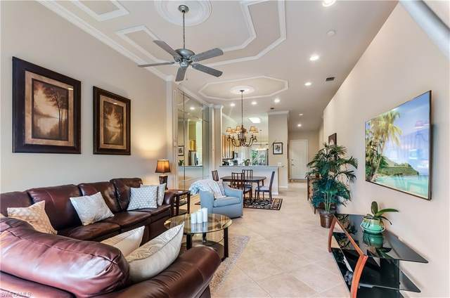 11041 Corsia Trieste Way #205, Bonita Springs, FL 34135 (MLS #220059362) :: Domain Realty