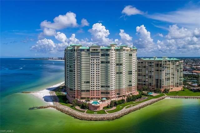 970 Cape Marco Dr #1107, Marco Island, FL 34145 (MLS #220059371) :: Florida Homestar Team