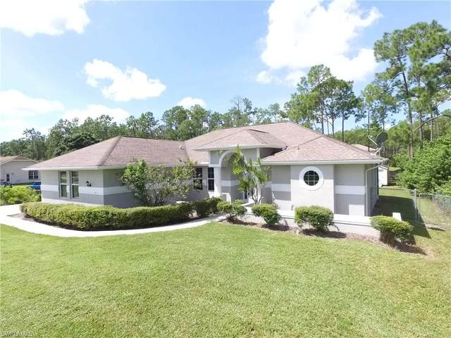1119 Thompson Ave, Lehigh Acres, FL 33972 (MLS #220059387) :: RE/MAX Realty Group