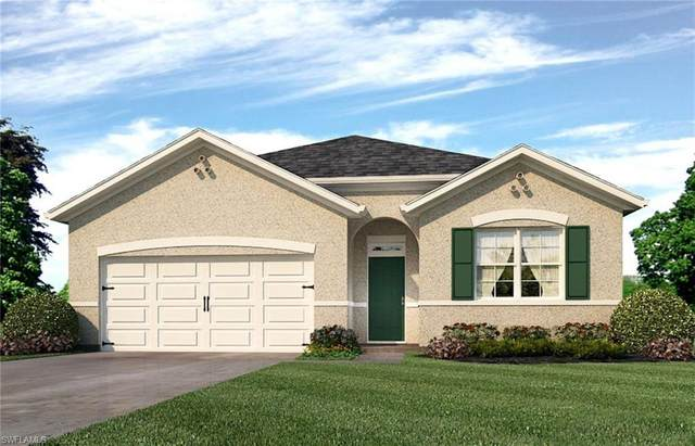 3199 Cozumel Ct, Cape Coral, FL 33909 (MLS #220059432) :: Florida Homestar Team