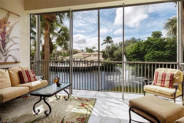 749 Bentwater Cir 8-102, Naples, FL 34108 (MLS #220059505) :: Dalton Wade Real Estate Group