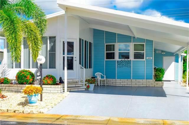 422 Horizon Dr, North Fort Myers, FL 33903 (MLS #220059560) :: Clausen Properties, Inc.