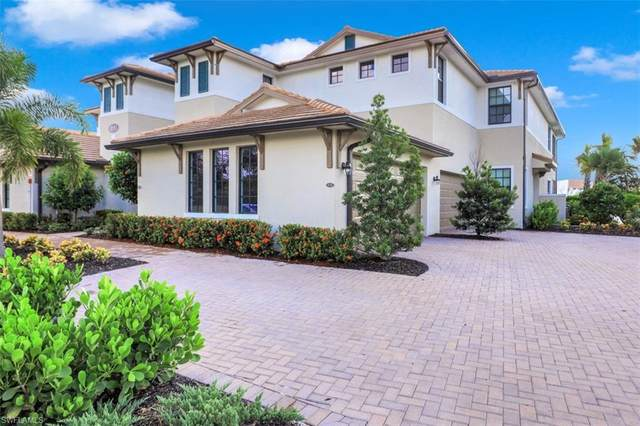 2153 Frangipani Cir #102, Naples, FL 34120 (#220059582) :: Southwest Florida R.E. Group Inc