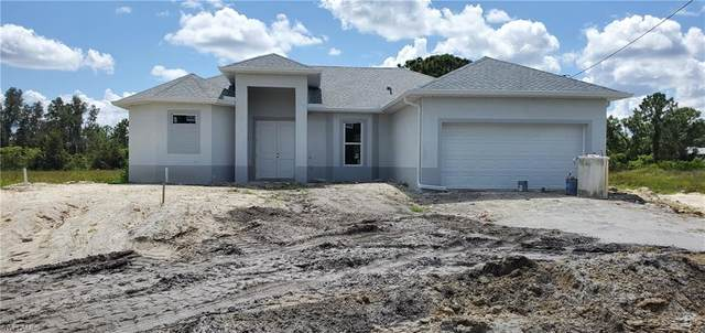 3309 40th St SW, Lehigh Acres, FL 33976 (#220059650) :: Jason Schiering, PA