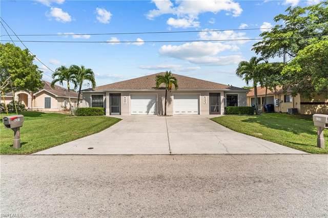 4201 SW Santa Barbara Pl, Cape Coral, FL 33914 (#220059725) :: Equity Realty