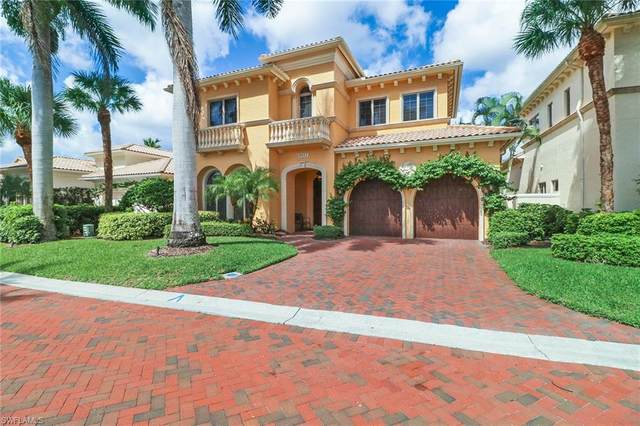 9057 Terranova Dr, Naples, FL 34109 (MLS #220059732) :: Florida Homestar Team
