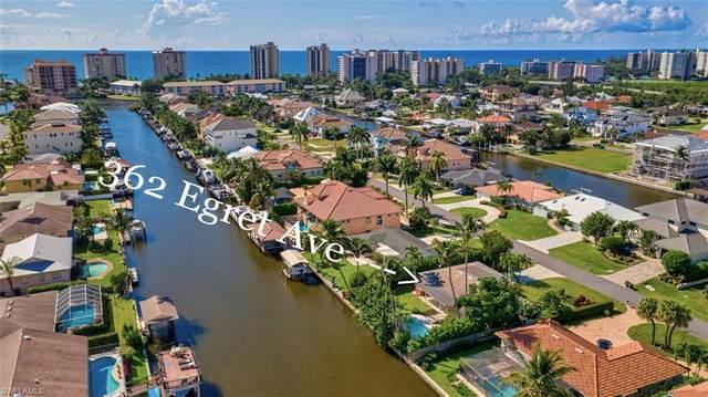 362 Egret Ave, Naples, FL 34108 (MLS #220059862) :: NextHome Advisors