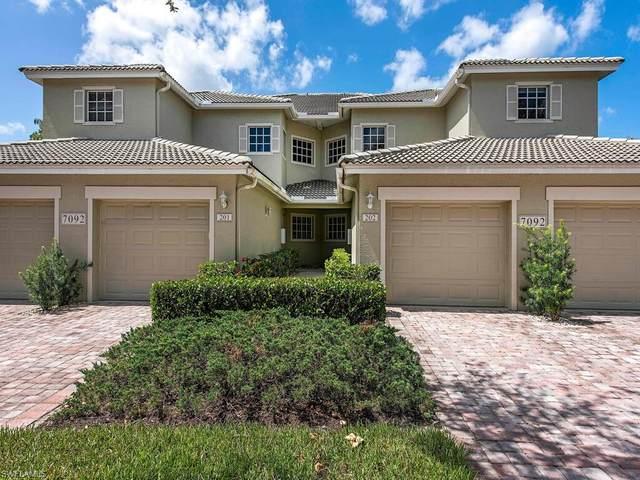 7092 Timberland Cir #202, Naples, FL 34109 (MLS #220059956) :: Clausen Properties, Inc.