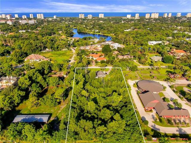 170 Ridge Dr, Naples, FL 34108 (MLS #220059966) :: Palm Paradise Real Estate