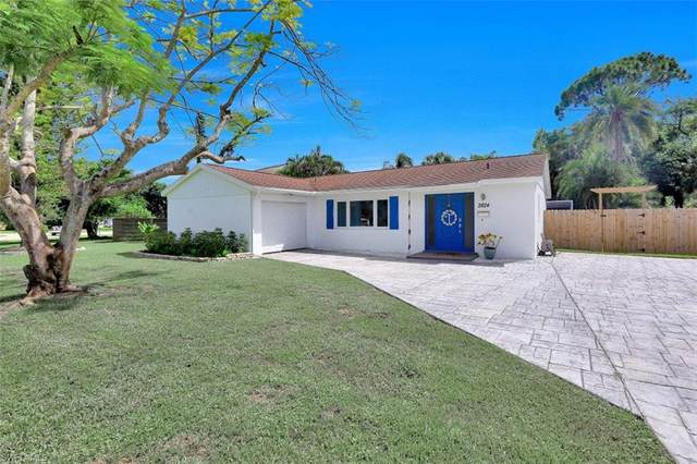 2824 Poinciana St, Naples, FL 34105 (#220060055) :: Equity Realty
