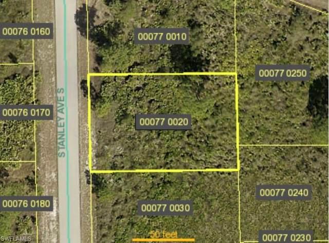 639 Stanley Ave S, Lehigh Acres, FL 33974 (#220060071) :: Caine Premier Properties