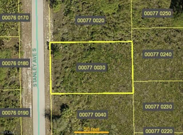 641 Stanley Ave S, Lehigh Acres, FL 33974 (#220060072) :: Caine Premier Properties