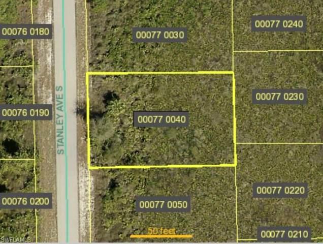 643 Stanley Ave S, Lehigh Acres, FL 33974 (#220060074) :: Caine Premier Properties